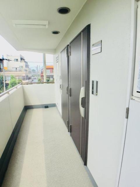 レジデンス・エイノ居室
