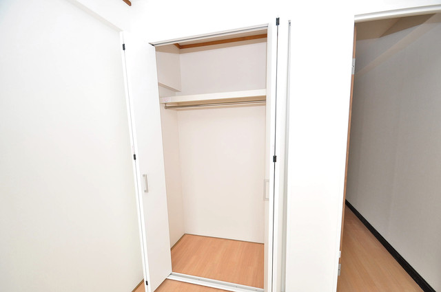 メゾンドールコトブキⅡ もちろん収納スペースも確保。いたれりつくせりのお部屋です。