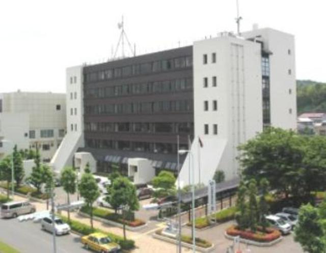 (仮称)矢野口アパート[周辺施設]役所