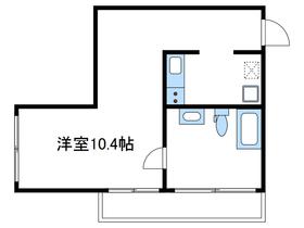 フレイムス3階Fの間取り画像