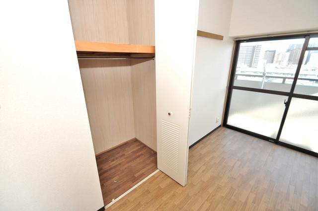 レシェンテオクノ 各所に収納があるので、お部屋がすっきり片付きますね。