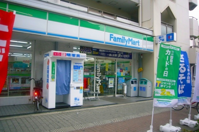 ファミリーマート淀川塚本店