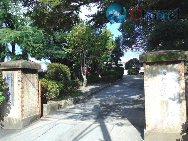 久留米市立御井小学校