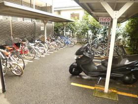 スカイコート駒場東大前駐車場