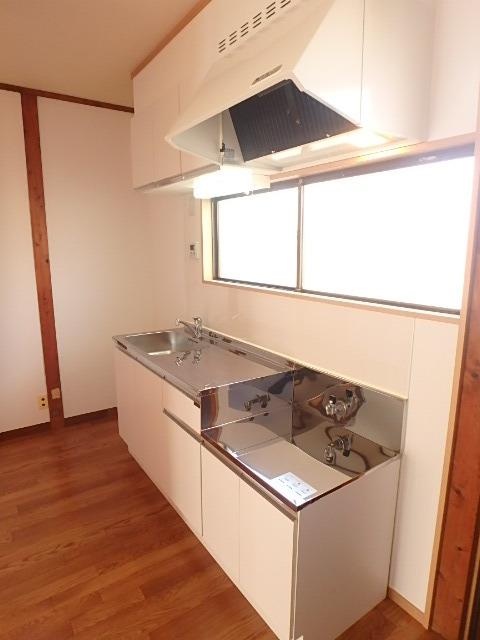坂倉邸キッチン