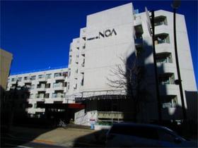 メゾンドノア聖蹟桜ヶ丘駅まで明るい帰宅ルートのマンションです
