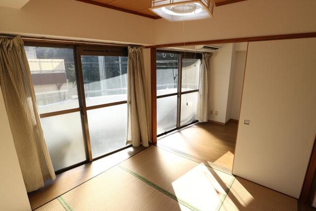 ベルメゾン富士見居室