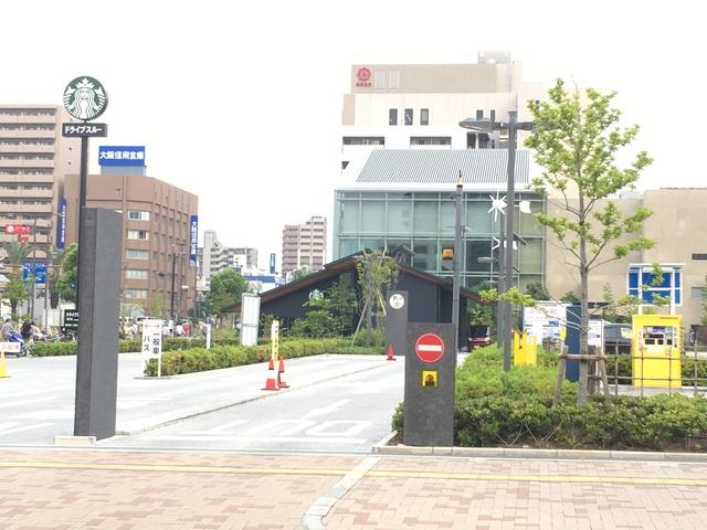 スターバックスコーヒー堺フェニックス通り利晶の杜店
