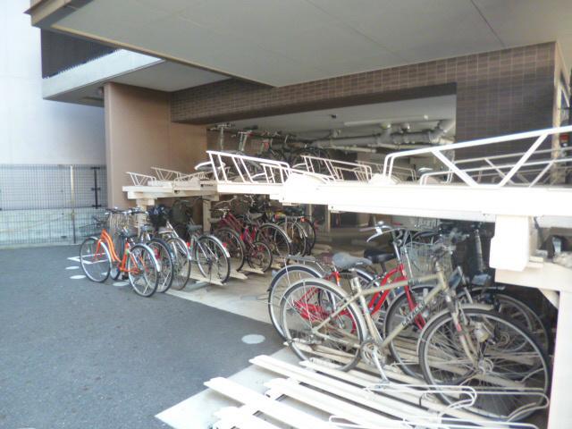 アーバンファースト神楽坂駐車場