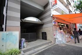 目黒駅 徒歩10分外観