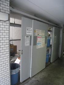 スカイコート渋谷共用設備