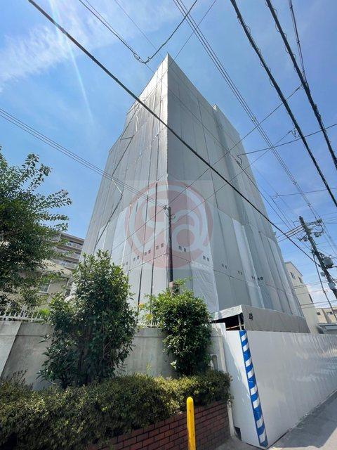 大阪市西成区松3丁目の賃貸マンションの外観