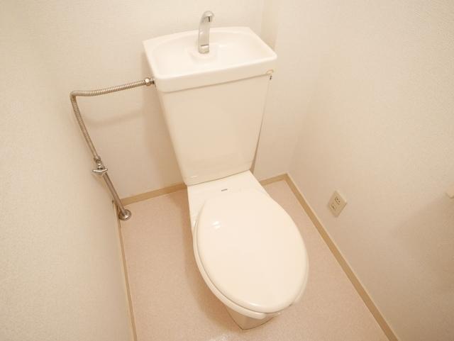 ニューマリッチSHIGETAトイレ