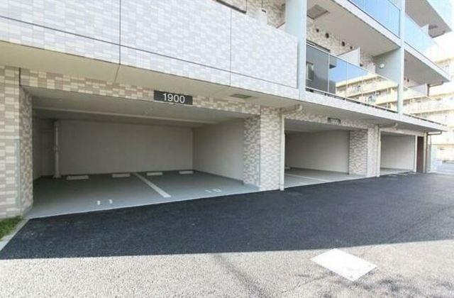 ラフィスタ川崎大師駐車場