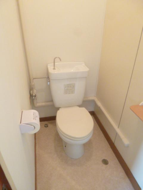 増美ハイツトイレ