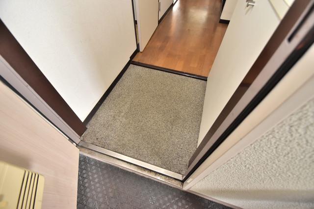 サンサーラ・タツミ 素敵な玄関は毎朝あなたを元気に送りだしてくれますよ。