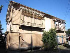 神奈川坂荘Aの外観画像