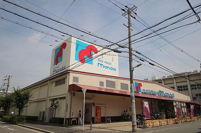 万代矢田店