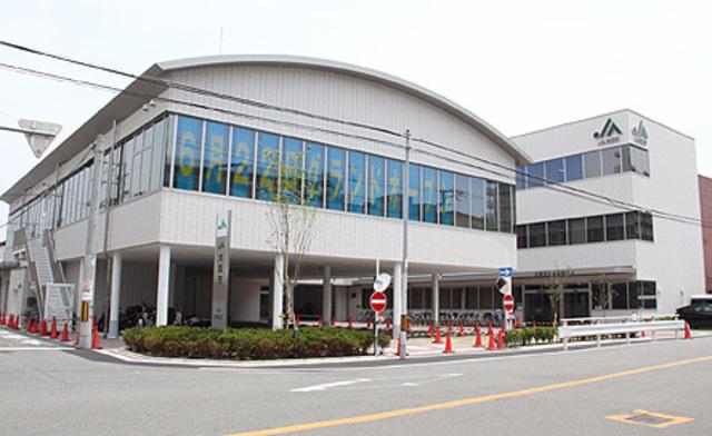 JA大阪市本店