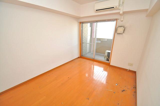 ディナスティ東大阪センターフィールド 明るいお部屋はゆったりとしていて、心地よい空間です