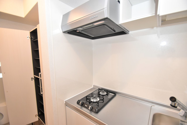リジエールⅡ 大きなキッチンはお料理の時間を楽しくしてくれます。