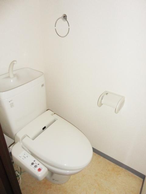 エルニシア横浜蒔田トイレ