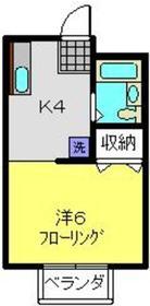 元町・中華街駅 徒歩28分1階Fの間取り画像