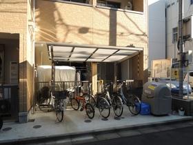 武蔵溝ノ口駅 徒歩33分共用設備