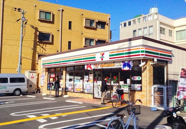 セブンイレブン大阪阿倍野元町店