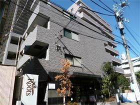 スカイコート西新宿第2の外観画像