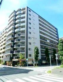 ジーコンフォートウエスト新横浜の外観画像