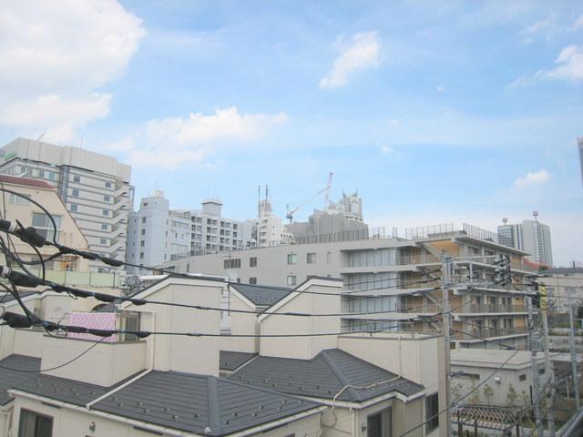 パークアヴェニュー新宿西景色