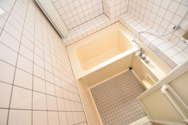 ファーストアベニール ゆったりと入るなら、やっぱりトイレとは別々が嬉しいですよね。