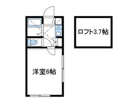 ピュア相模台Ⅰ2階Fの間取り画像