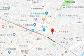板橋本町駅 徒歩19分案内図