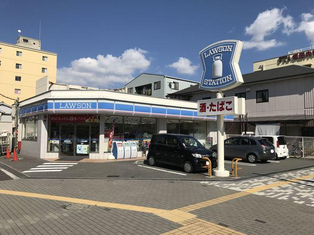 ローソン堺熊野町東店