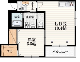 Sakura2階Fの間取り画像