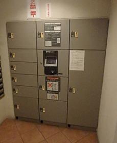 CASSIA目黒(旧アーデン目黒通り)共用設備