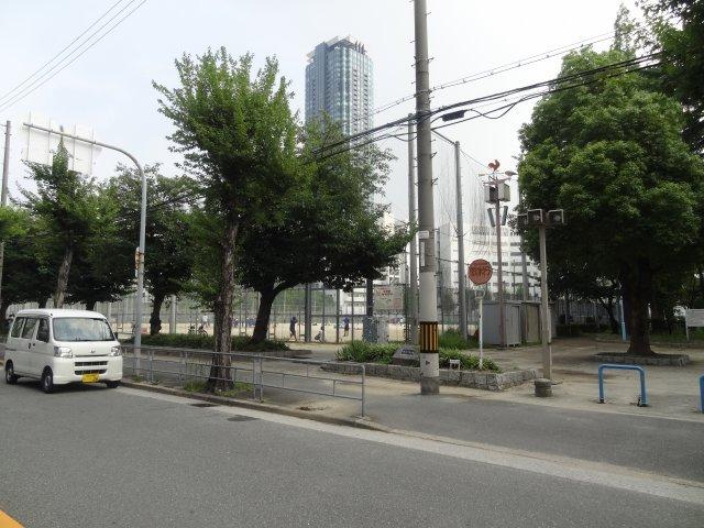 浦江運動場