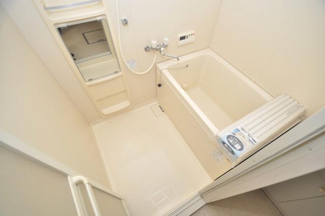 カーサ山野 ゆったりと入るなら、やっぱりトイレとは別々が嬉しいですよね。