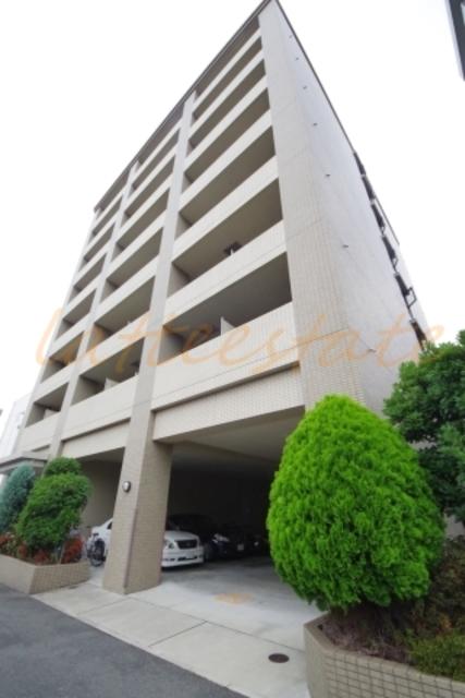 大阪市城東区鴫野西1丁目の賃貸マンションの外観