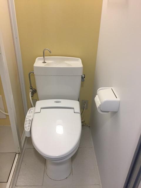 パークアヴェニュートイレ