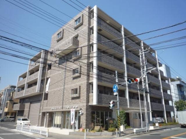 SOLARE横浜の外観画像