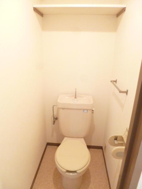 エディフィシオ成増トイレ