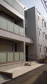 ラシーネ北新宿の外観画像
