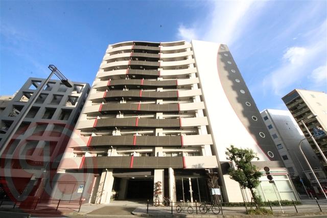 大阪市浪速区元町1丁目の賃貸マンションの外観