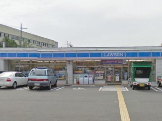 パレスハイツ ローソン東大阪寺前町一丁目店