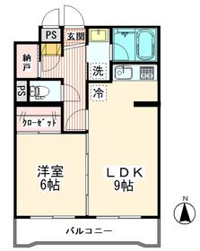 榮マンション(リノヴェーション物件) 204号室