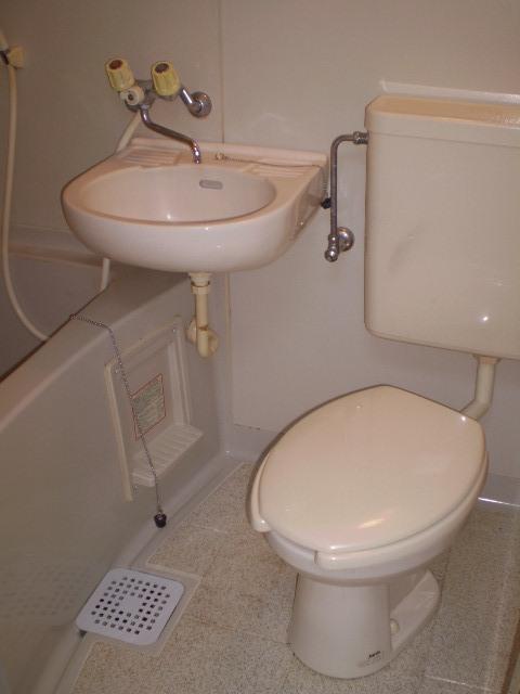 ヴァンハウス大口トイレ