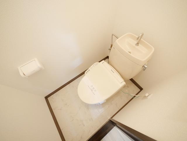 リブレス東成瀬トイレ